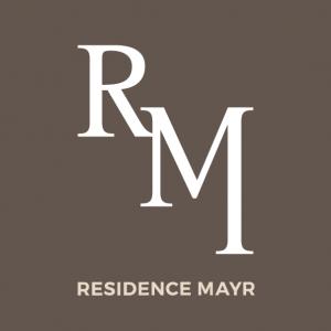 Residence Logo Grau