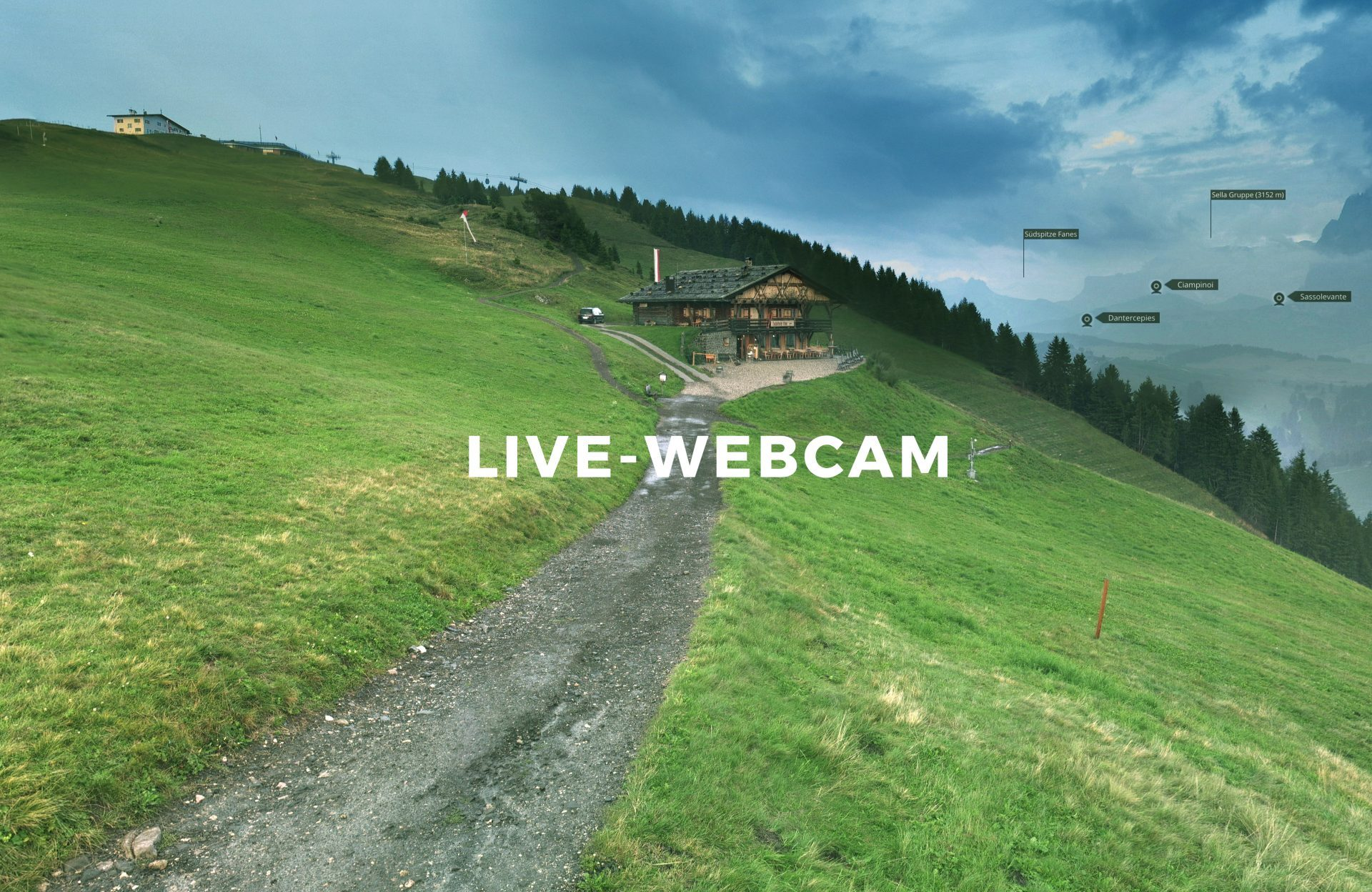 Webcam Seiser Alm