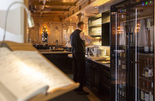 Hotel Mayr Lounge und Bar Gästebuch
