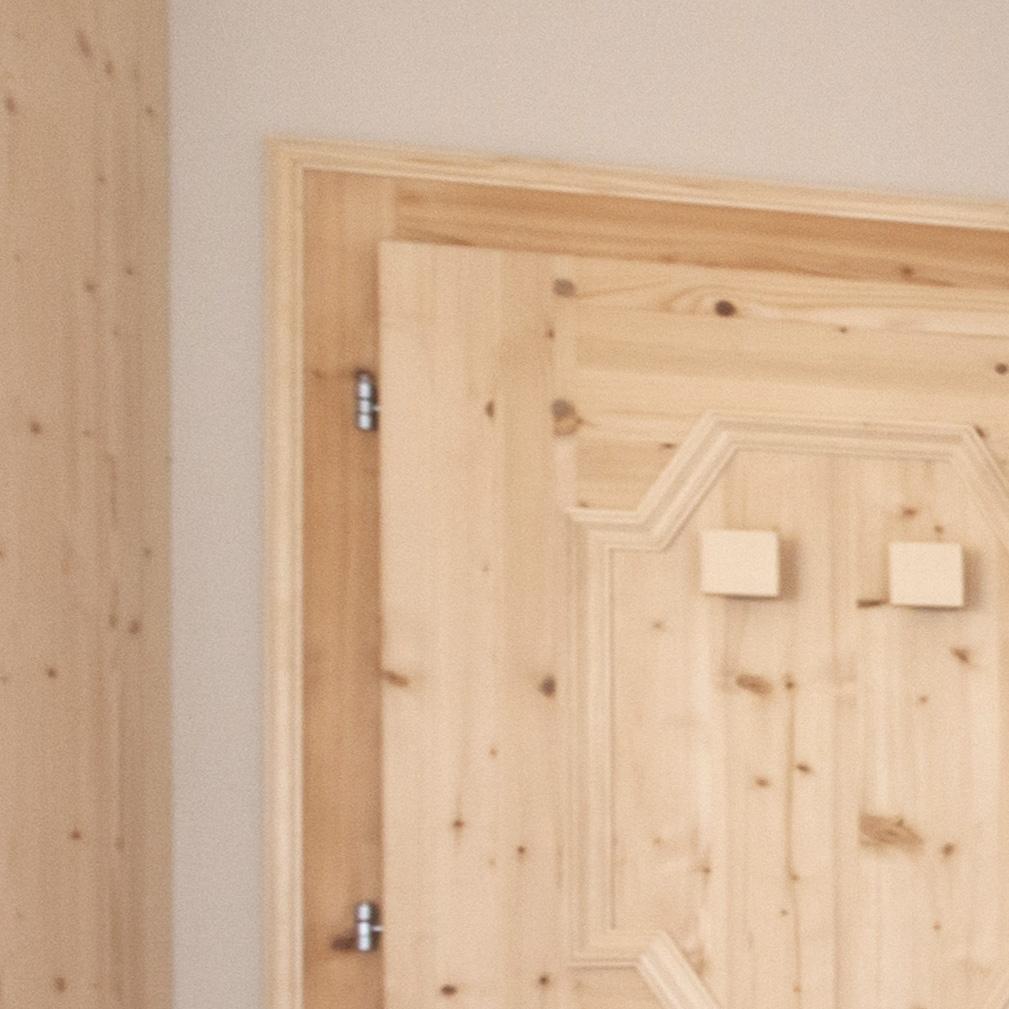 Hotel Mayr door handle