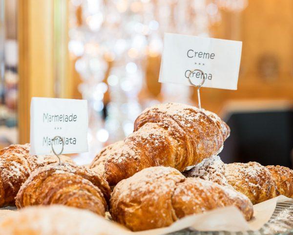 Mayr Frühstück Croissants