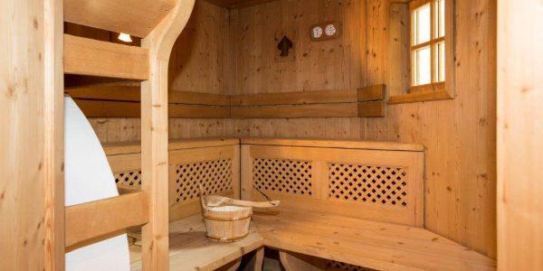 Wellness-Hotel Mayr Südtirol Sauna