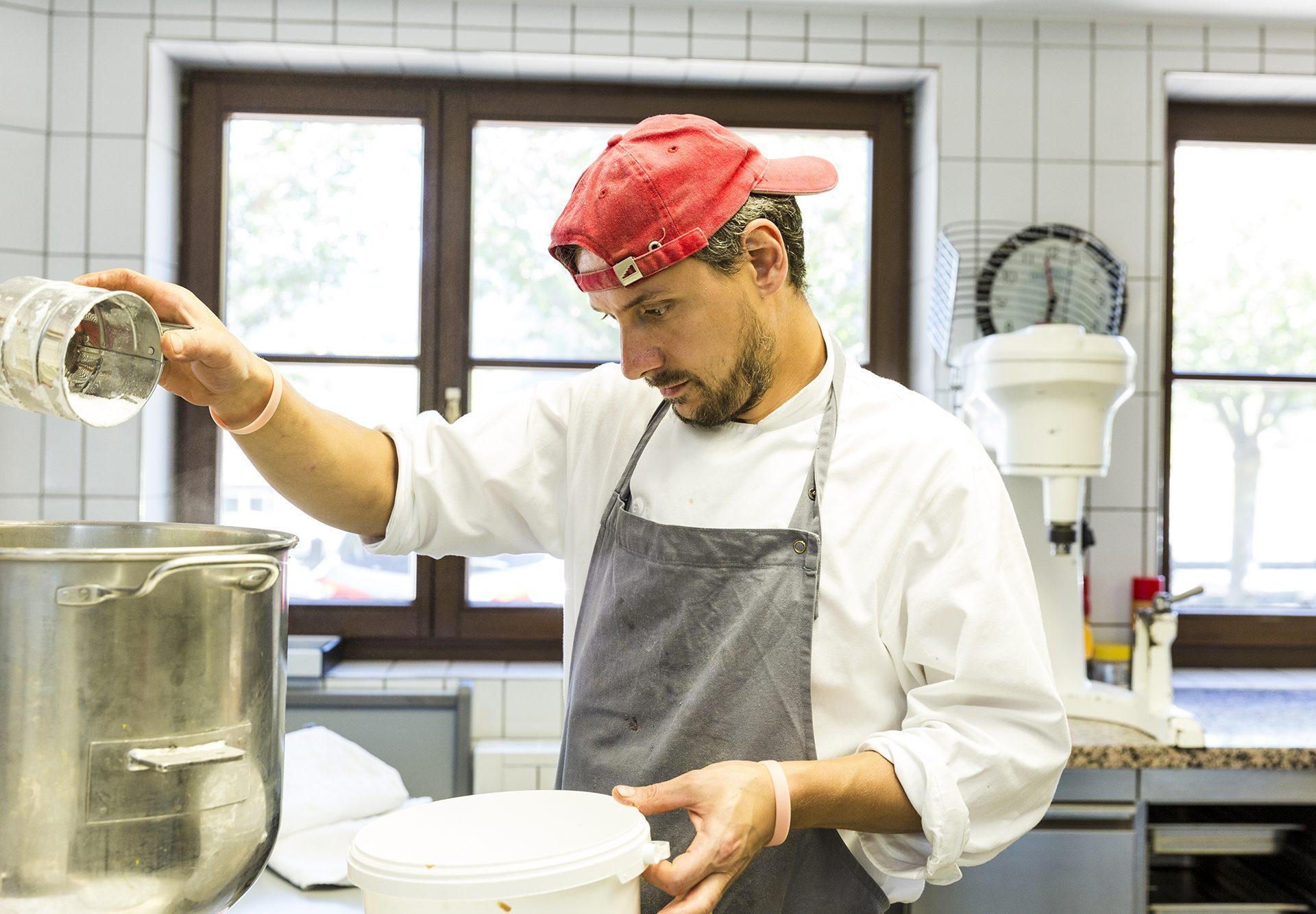 Hotel Mayr Koch Küche