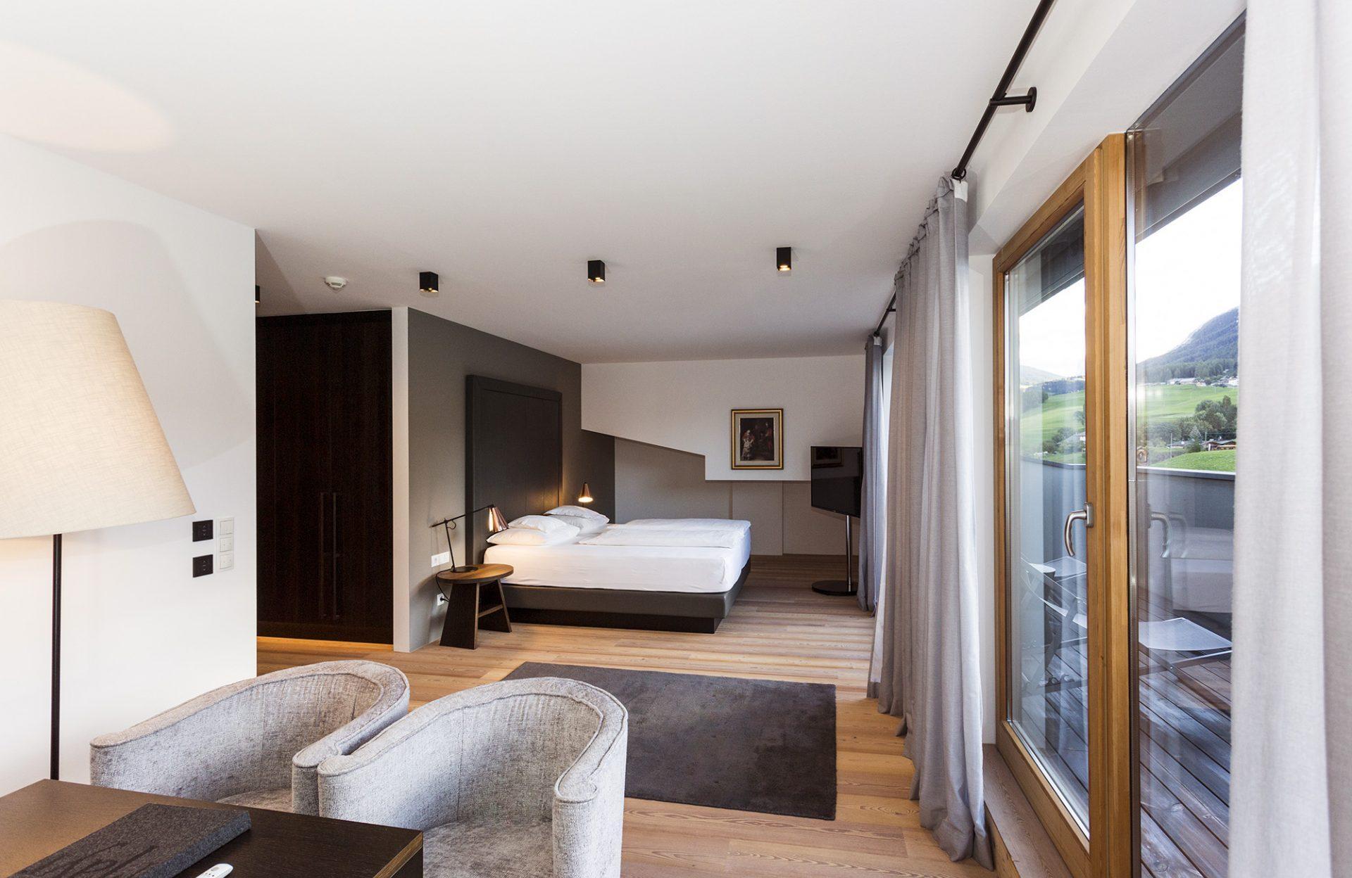 Mayr Superiorzimmer Wohnbereich