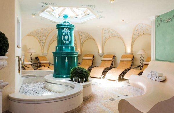 Hotel Mayr Südtirol Wellness Ruhezone Indoor