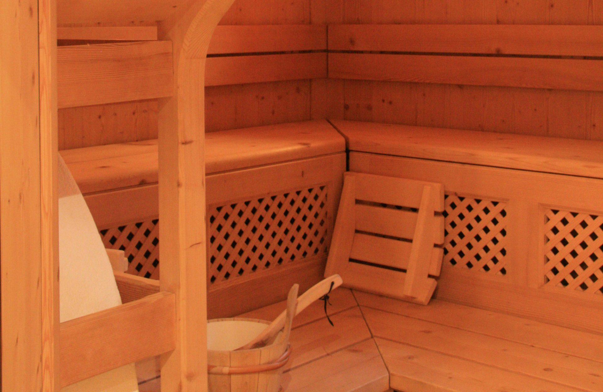 mayr sauna