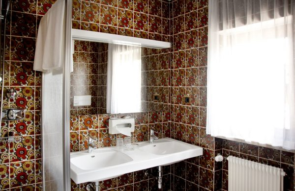 Residence Mayr bathroom