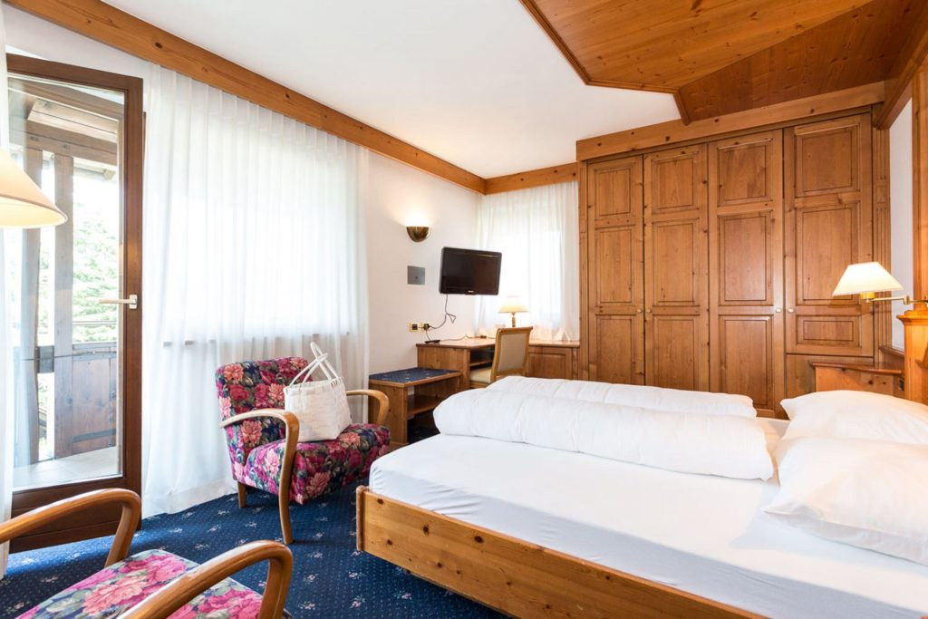 Residence Mayr double room