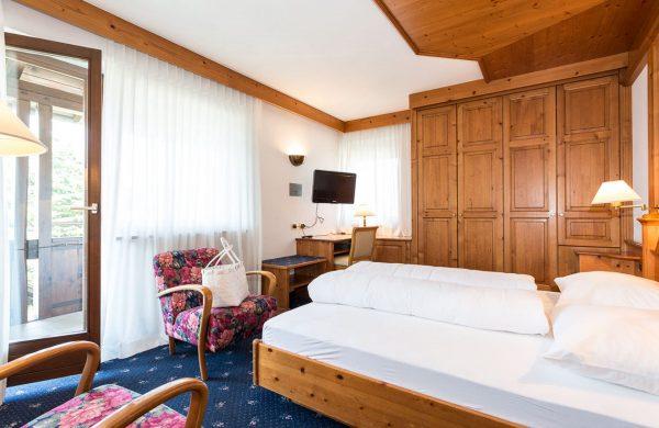 Residence Mayr Südtirol Kastelruth Doppelzimmer