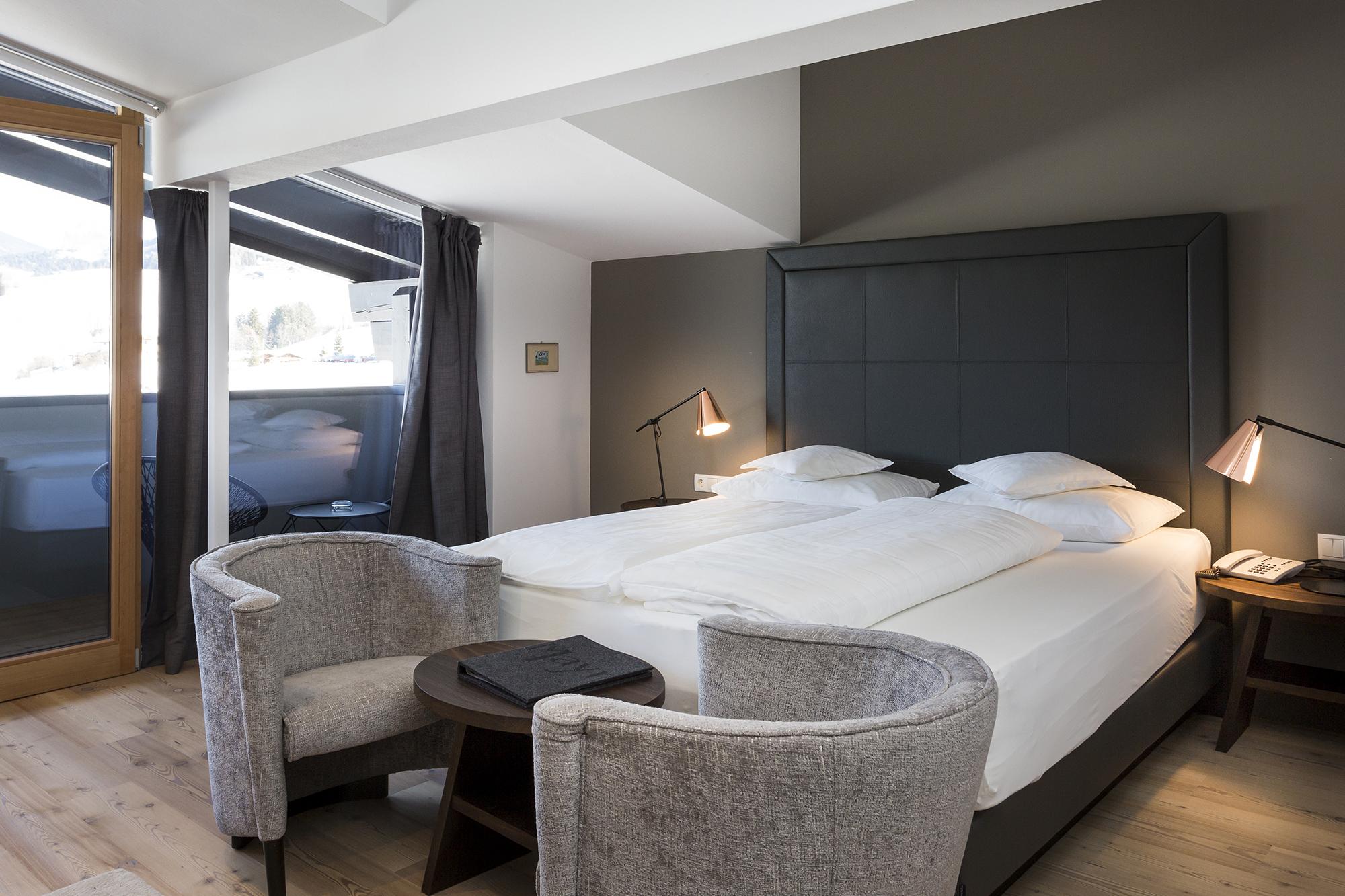 Superiorzimmer Doppelbett